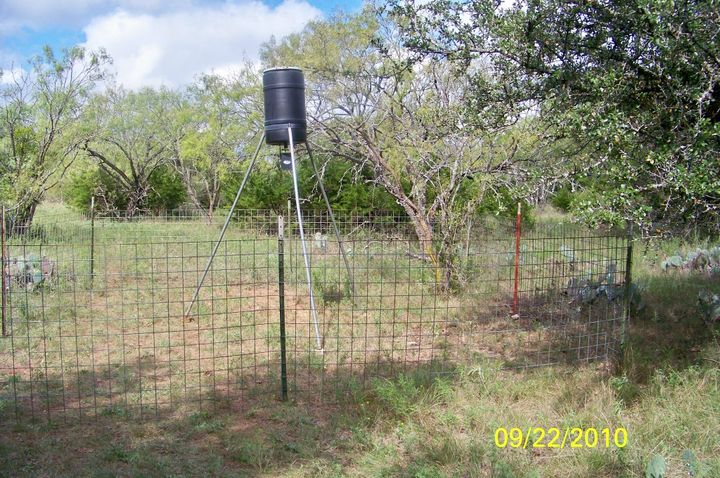 Picture of: Fencing The Feeder Outdoor Odyssey