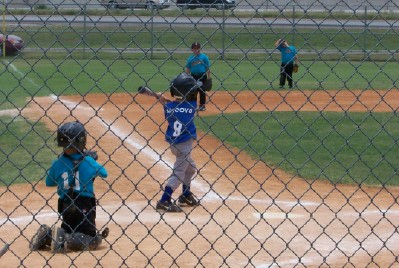 Another Ballplayer In The Family